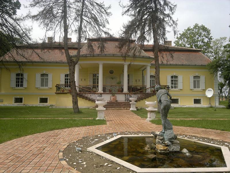 Serbia: Magnificent castle for sale in Padej
