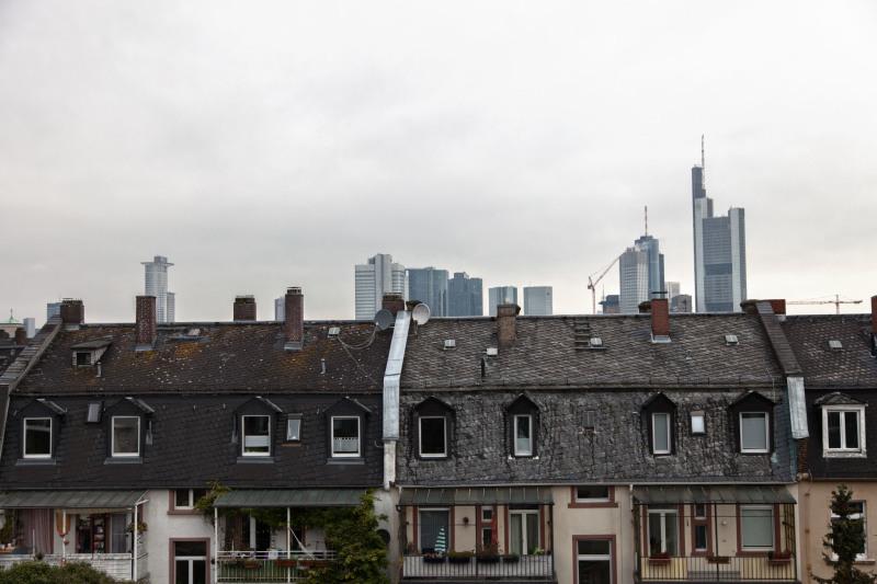 Frankfurter Dachausbau