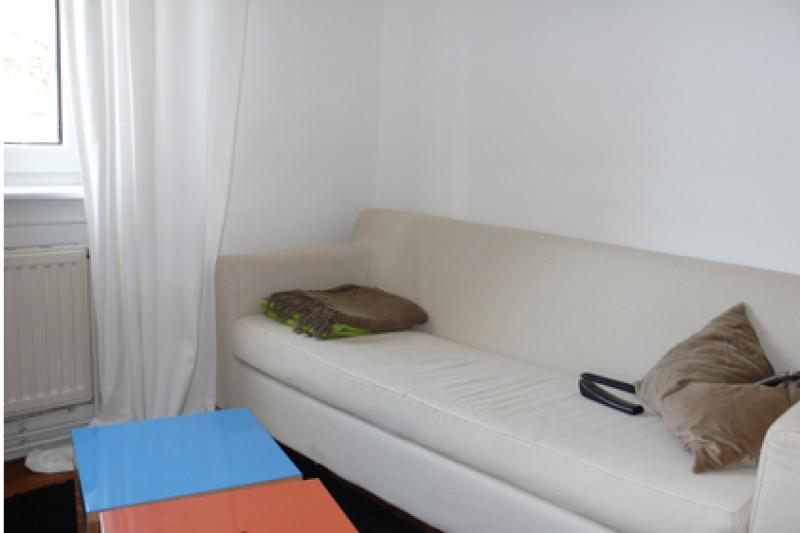 Nettes Wohnzimmer