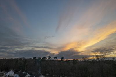 Abends den faszinierenden Himmel erleben (siehe auch Panoramabild am Anfang der Bilderspalte)